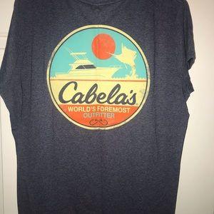 Cabela's graphic t-shirt